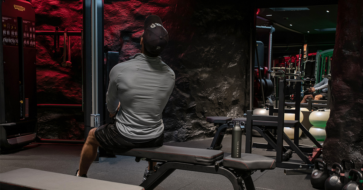 exklusiva gym stockholm